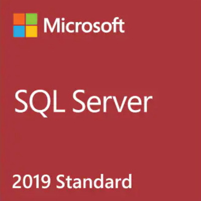 Microsoft SQL Server 2019 Standard Software