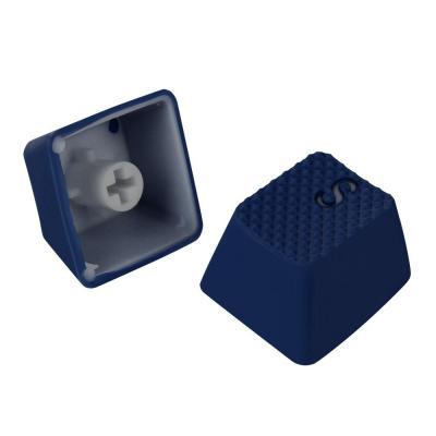 Sharkoon woodworking supply: Mechanical Rubber Keyset, 18 pcs, Dark Blue