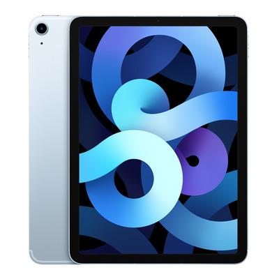 Apple iPad Air (2020) Wi-Fi + Cellular 64GB 10.9 inch Blue Tablet - Blauw