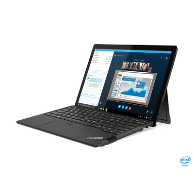 Lenovo ThinkPad X12 Laptop - Zwart
