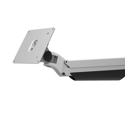 Compulocks Reach Articulating Arm VESA Mount Monitorarm - Zilver