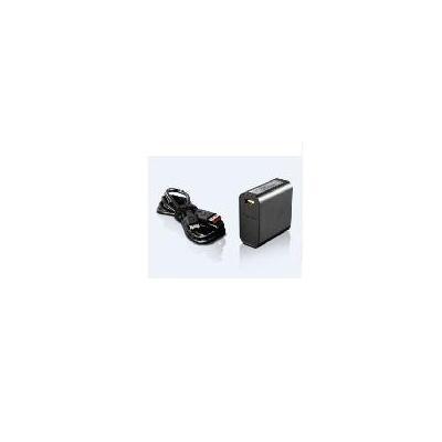 Lenovo netvoeding: AC 100-240V, 65W, 65 x 95 x 30mm, Black - Zwart