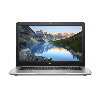 Dell laptop: Inspiron 5770 - Zilver
