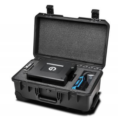 G-Technology Pelican Storm iM2500 Apparatuurtas - Zwart