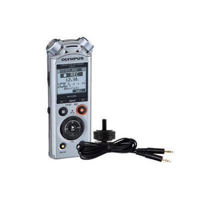 Olympus LS-P1 Kit Voice recorder - Grijs