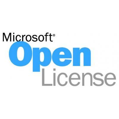 Microsoft 395-03180 software licentie