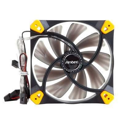 Antec 0-761345-75260-2 Hardware koeling