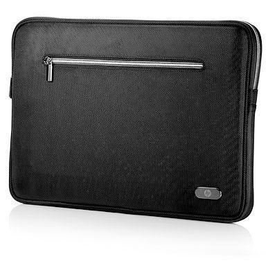 "Hp laptoptas: 14.1"" Ultrabook Sleeve - Zwart"