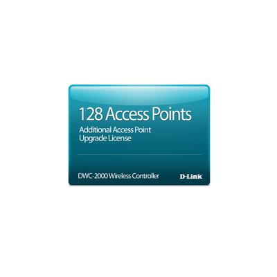 D-Link DWC-2000-AP128-LIC Software licentie