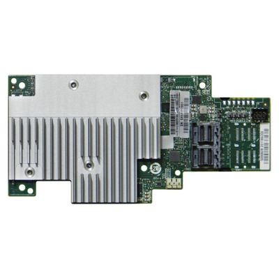 Intel Tri-mode PCIe/SAS/SATA Entry-Level RAID Mezzanine Module, 8 internal ports Raid controller