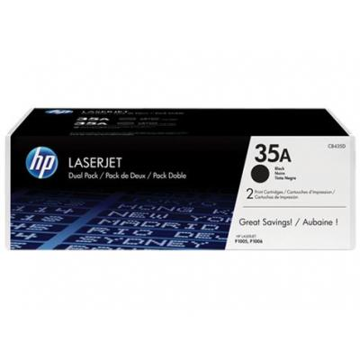 HP CB435AD cartridge