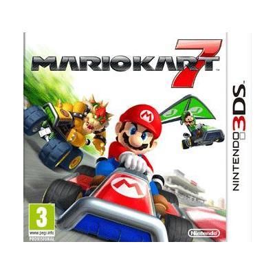 Nintendo game: Mario Kart 7