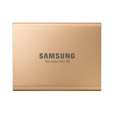 Samsung T5 - Goud