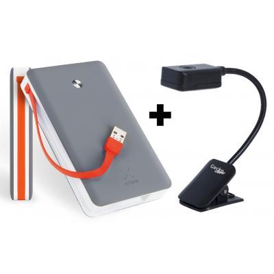 Xtorm XB102 + V14T1C2, Xtorm Power Bank Free 15000mAh, 3x USB2.0