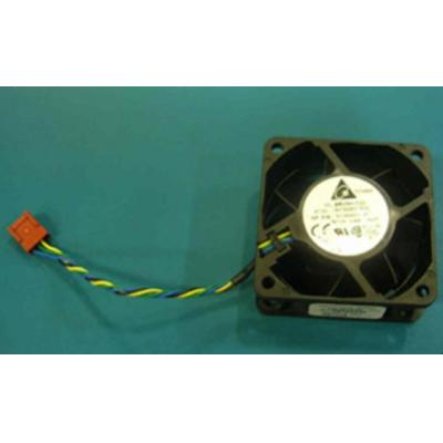 HP Front chassis fan assembly, rated at 12VDC, 0.48A (USDT) Hardware koeling - Zwart