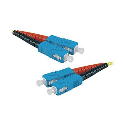 Connect 392322 Fiber optic kabel - Geel