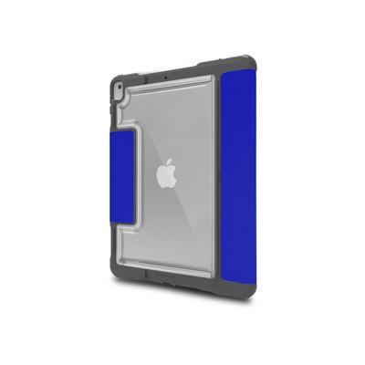 STM Dux Plus Duo iPad 7th Gen 10.2 Tablet case - Blauw