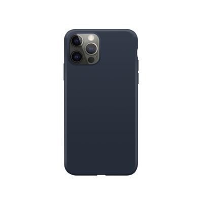 Xqisit Silicone Mobile phone case - Blauw