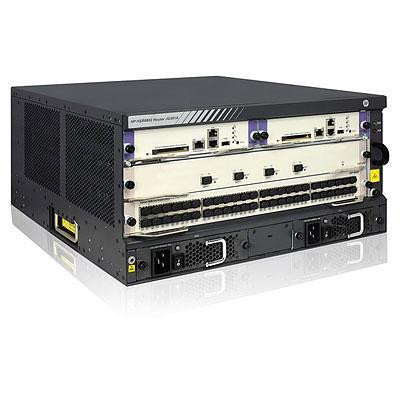 Hewlett packard enterprise netwerkchassis: HSR6802