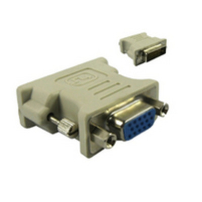 Microconnect DVI/HD15 Kabel adapter - Grijs