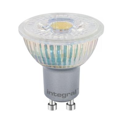 Integral hardware: GU10 LED Spot, 4000K, 3.6W, 280 Lumen, non dimmable