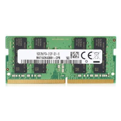 HP RAM-geheugen: 8GB DDR4-2400 SODIMM