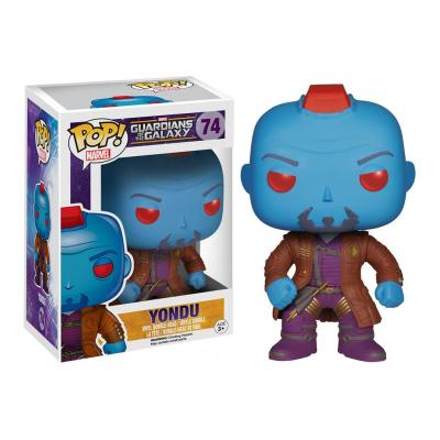 Funko video game toys & figure: Pop! Marvel: Guardians of the Galaxy - Yondu - Multi kleuren
