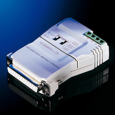 ROLINE Converter RS232-RS485, with Galvanic Isolation Kabel adapter - Grijs