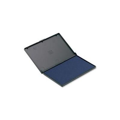 5star stempel inkt: Stamp Pad 110x70mm Blue - Blauw