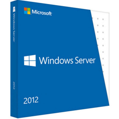 IBM Windows Server 2012, ROK, OEM, 10u, ML Besturingssysteem