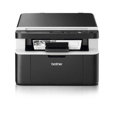Brother multifunctional: DCP-1612W - Zwart