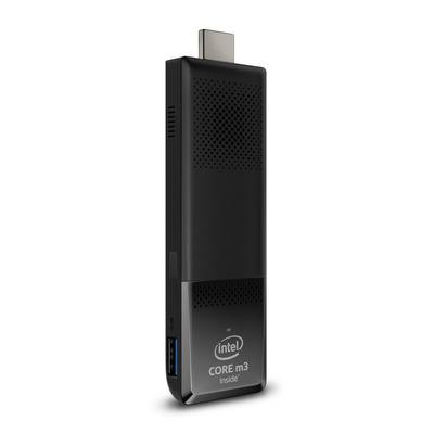 Intel Boxed Compute Stick STK2m3W64CC - Zwart