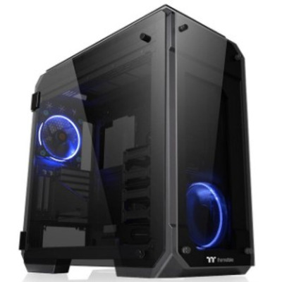Thermaltake View 71 Tempered Glass Edition Behuizing - Zwart