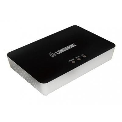 Longshine modem: Modem external, 56k, 165g