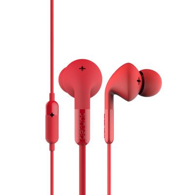 DEFUNC +MUSIC Headset - Rood