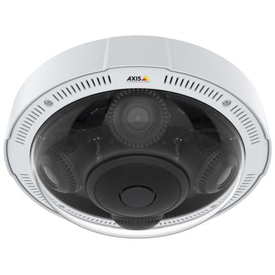 Axis P3717-PLE Beveiligingscamera - Zwart, Wit