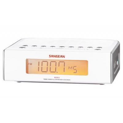 Sangean radio: RCR-5 - Wit