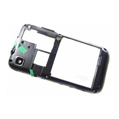 Samsung GT-I9000 Galaxy S, middle cover, black Mobile phone spare part