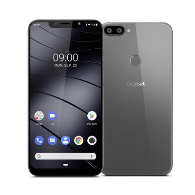 Gigaset GS195 Smartphone - Grijs 32GB