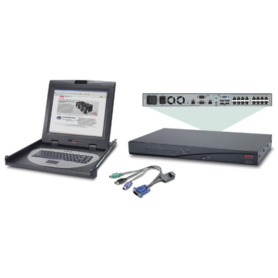 APC AP5606 KVM switch