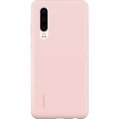 Huawei Huawei Silicon Case P30 Pink