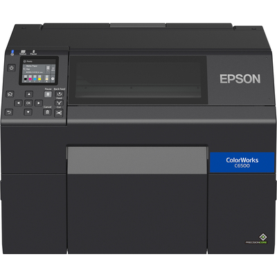 Epson ColorWorks CW-C6500Ae Labelprinter - Zwart,Cyaan,Magenta,Geel