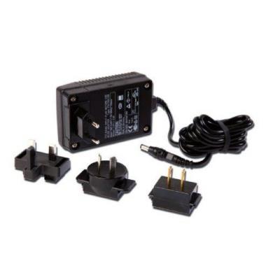 Mitel International AC adapter f/ Charger Rack Netvoeding - Zwart