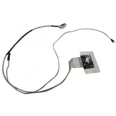 Acer notebook reserve-onderdeel: LVDS Cable - Zwart, Grijs