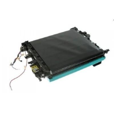 HP Electrostatic Transfer Belt (ETB) assembly - Includes the assembly structure, ETB belt, drive roller, and four .....