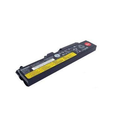 Lenovo batterij: ThinkPad Battery 55+ (6 Cell) - Zwart