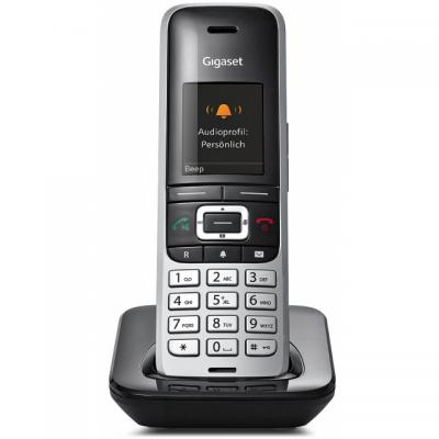 Gigaset S850HX dect telefoon - Zwart