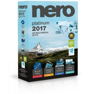 Nero EMEA-22270000/COR-3 software
