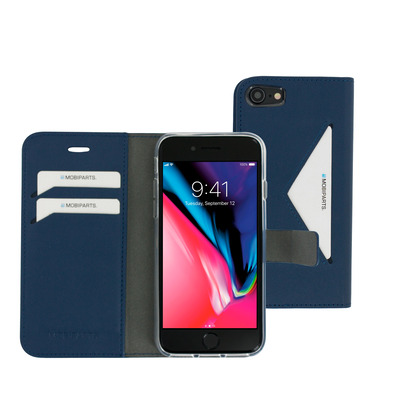 Mobiparts 73916 Mobile phone case - Blauw