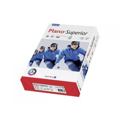 Plano superior fotopapier: Papier Plano A4 80g NEN2728/ds5x500v